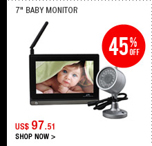 "7"" Baby Monitor"