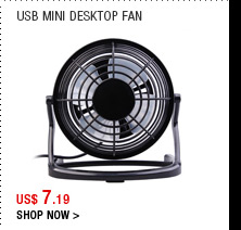 USB Mini Desktop Fan