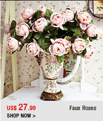 Faux Roses