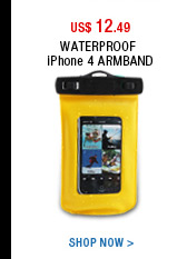 Waterproof iPhone 4 Armband