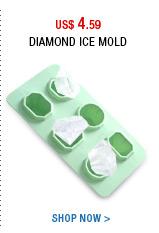 Diamond Ice Mold