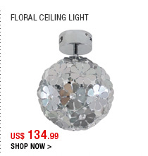Floral Ceiling Light