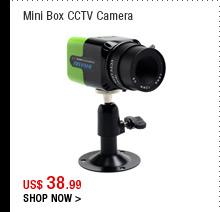 Mini Box CCTV Camera
