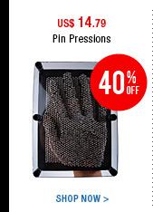 Pin Pressions