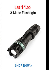 3 Mode Flashlight