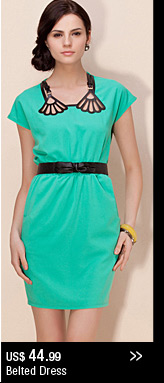 Belted Dress
