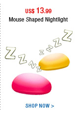 Mouse Shaped Nightlight