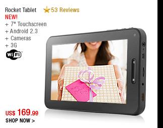 Rocket Tablet