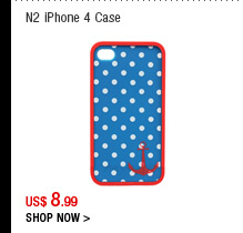 N2 iPhone 4 Case