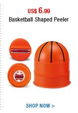 Basketball Shaped Peeler