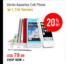 Versio Aquarius Cell Phone