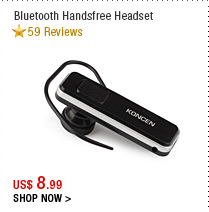 Bluetooth Handsfree Headset