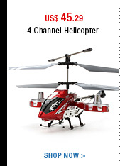 4 Channel Helicopter