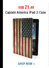 Captain America iPad 2 Case