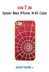 Spider Man iPhone 4/4S Case