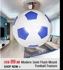 Modern Semi Flush Mount