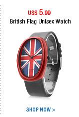British Flag Unisex Watch