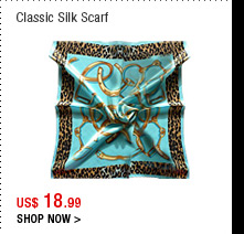 Classic Silk Scarf
