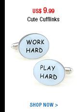 Cute Cufflinks