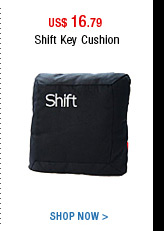 Shift Key Cushion