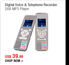 Digital Voice & Telephone Recorder