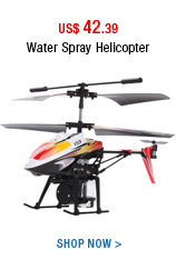 Water Spray Helicopter