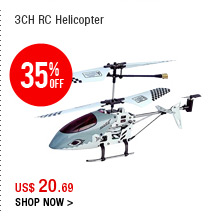 3CH RC Helicopter