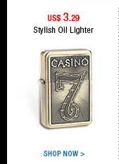 Stylish Oil Lighter