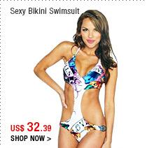Sexy Bikini Swimsuit