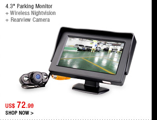 "4.3"" Parking Monitor"