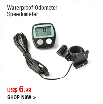 Waterproof Odometer