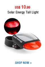 Solar Energy Tail Light