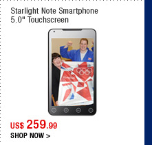 Starlight Note Smartphone