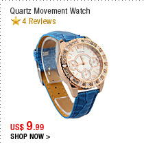 Quartz Movement Watch
