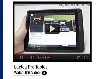 Lactea Pro Tablet