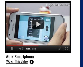 Atrix Smartphone