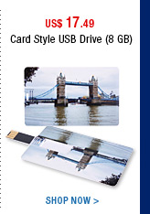 Card Style USB Drive