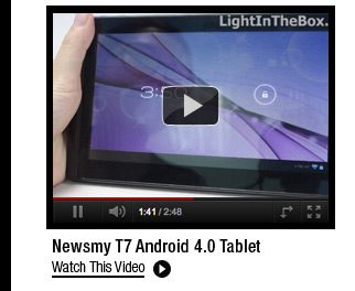Newsmy T7 Android 4.0 Tablet