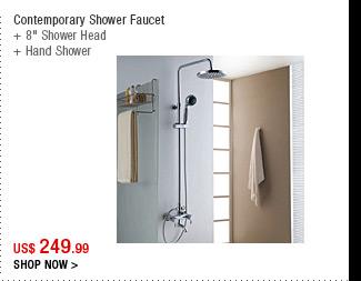 Contemporary Shower Faucet
