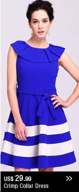 Crimp Collar Dress