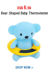 Bear Shaped Baby Thermometer