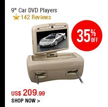 "9"" Car DVD Players"