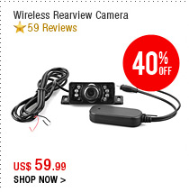 Wireless Rearview Camera