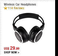 Wireless Car Headphones