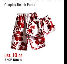 Couples Beach Pants