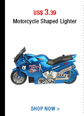 Motorcycle Shaped Lighter