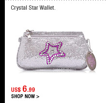 Crystal Star Wallet