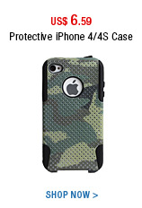 iPhone 4/4S Camouflage Case