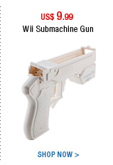 Wii Submachine Gun