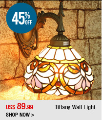 Tiffany Wall Light